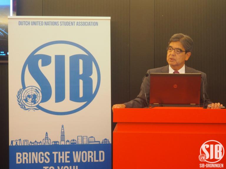 Hiroshi Inomata, Japanese Ambassador