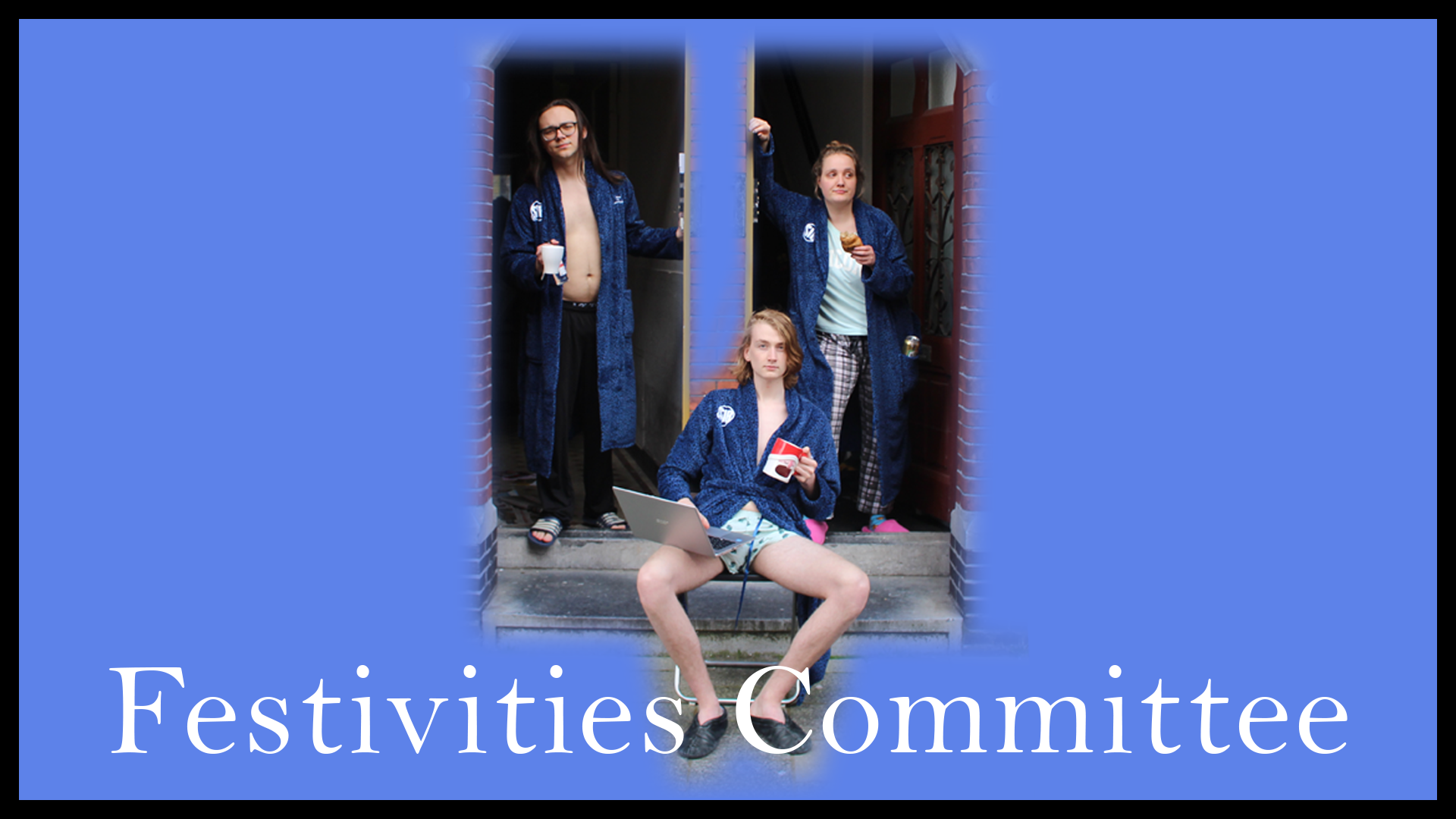 Committee Picture Festivities