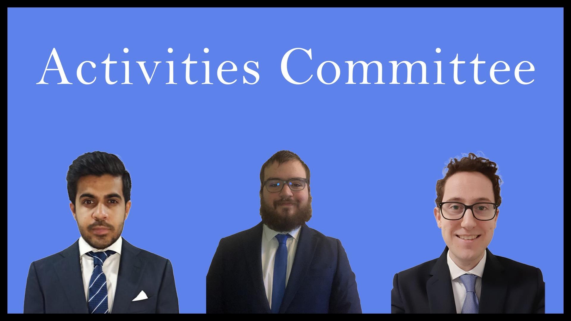 Committee Picture Intellectual Activities