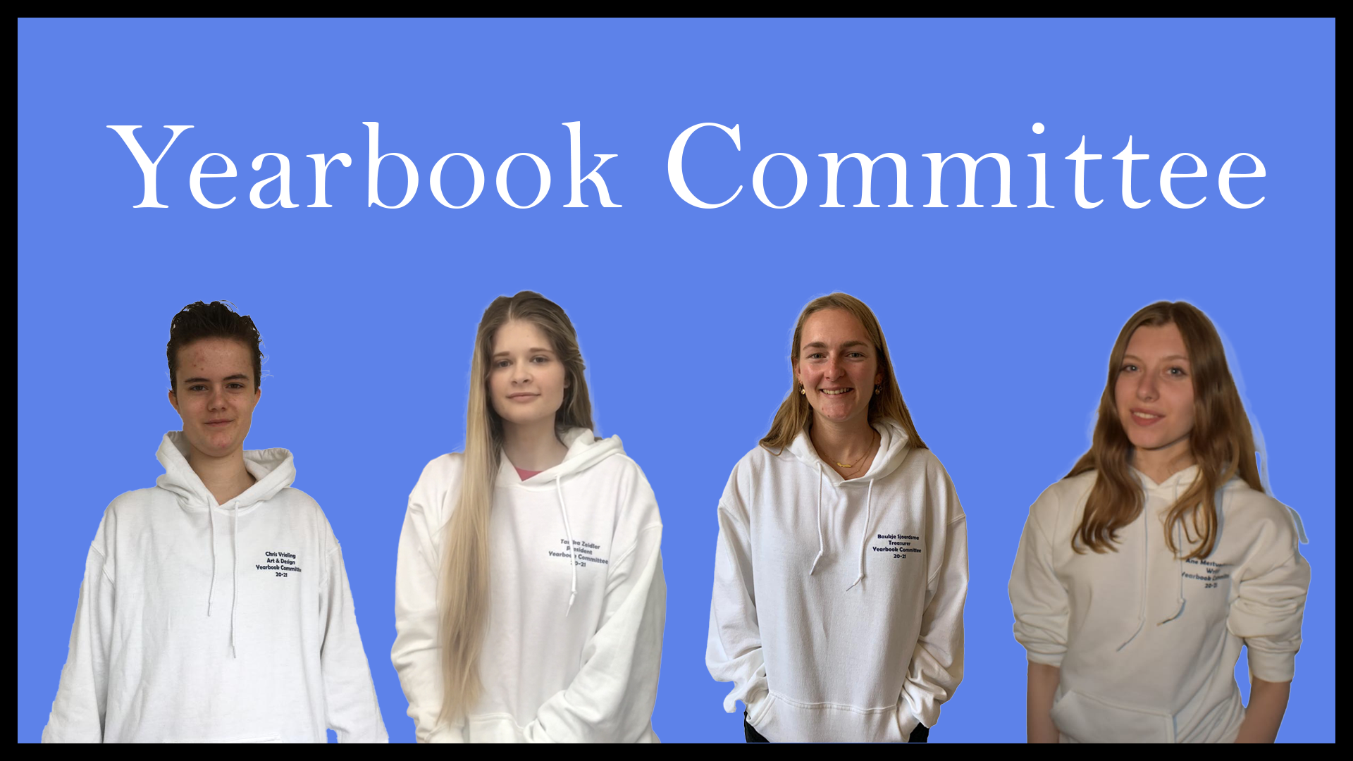 Committee Picture Yearbook